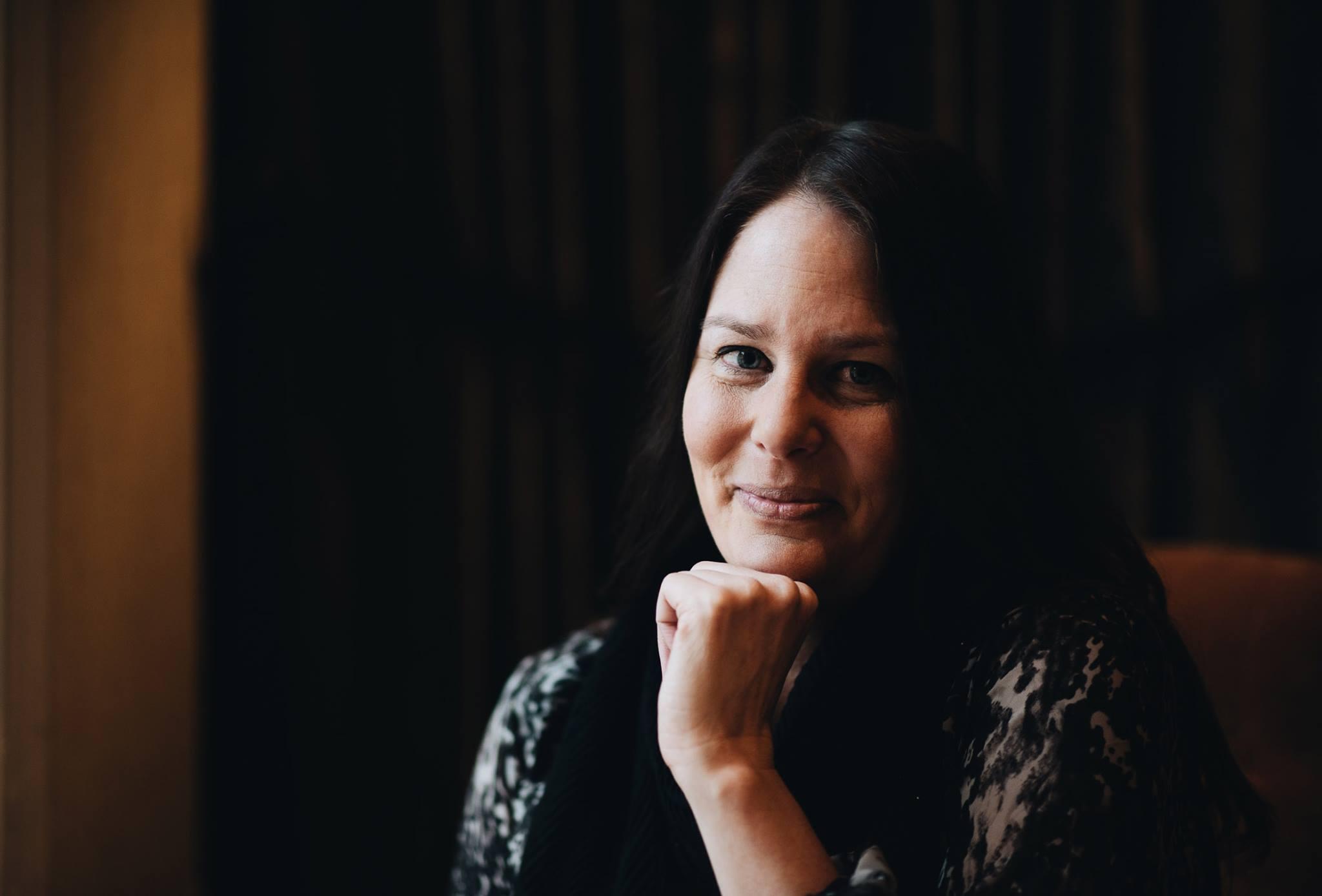 Canilla Enskär, Jazzsångerska och skådespelare