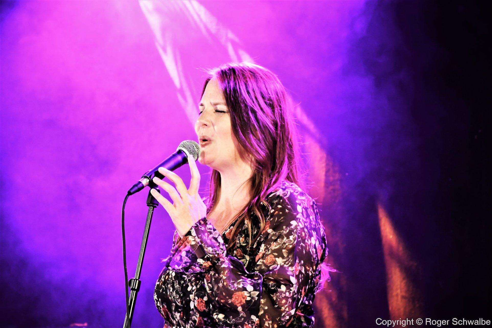 Canilla Enskär sångerska, jazz at Soundlevel